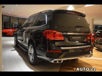 Prodám Mercedes-Benz GL 4.7 550 AMG, TV vzadu, Větra