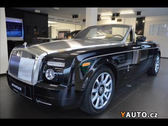Prodám Rolls Royce Phantom 6,8 V12 Drophead Cabrio, Stai