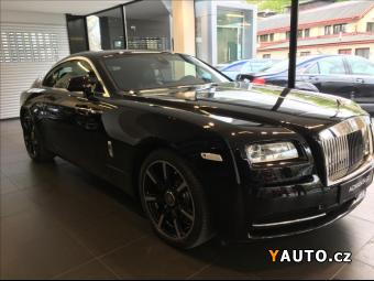 Prodám Rolls Royce Wraith 6,6 V 12, Inspired by Music