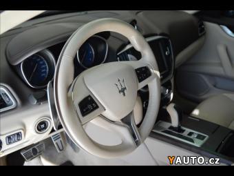 Prodám Maserati Ghibli 3,0 Diesel, Premium Pack, Busine