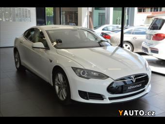Prodám Tesla Model S 1,0 85 kWh, Active Air Suspen