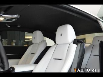 Prodám Rolls Royce Wraith 6,6 V12, Starlight Headliner
