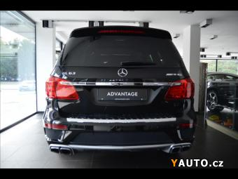 Prodám Mercedes-Benz GL 5,5 63 AMG, 4Matic, Bang&Olufsen