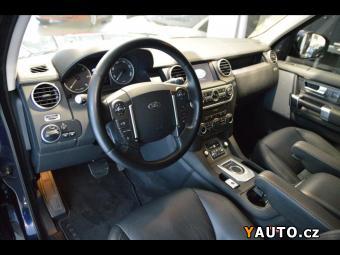 Prodám Land Rover Discovery 3,0 HSE TDV6, Winter Komfort Pa