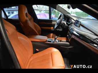 Prodám BMW X6 4,4 X6 M, Harman-Kardon, Raucher