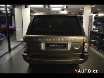 Prodám Land Rover Range Rover 4,4 TDV8 Vogue, 1. majitel IHN