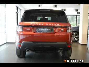 Prodám Land Rover Range Rover Sport 3,0 SDV6 HSE, Větraná sedadla, A