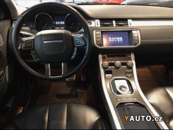 Prodám Land Rover Range Rover Evoque 2,2 SD4 Dynamic, Meridian, Panor