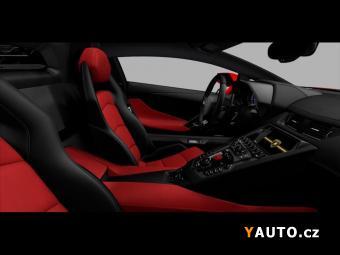 Prodám Lamborghini Aventador 6,5 V12 Aventador S Coupe, Carb