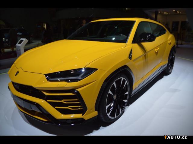Prodám Lamborghini Urus 4,0, Dodání Q4-2018, Giallo Aug
