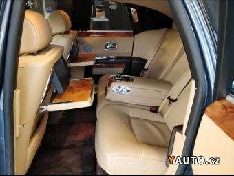 Prodám Rolls Royce Ghost 6,6 Panorama, 360 kamera, masáž