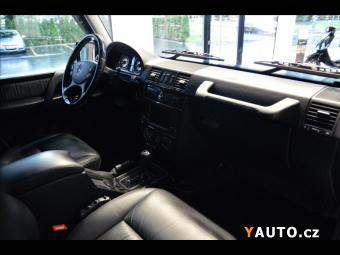 Prodám Mercedes-Benz Třídy G 5,5 G55 AMG Kompr V-max, TV, Har