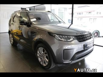 Prodám Land Rover Discovery 3,0 Td6 HSE, 2018, LED, Panorama