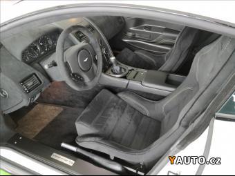 Prodám Aston Martin V8 Vantage 4,7 GT8, 1 ze 150 kusu, Aeropack