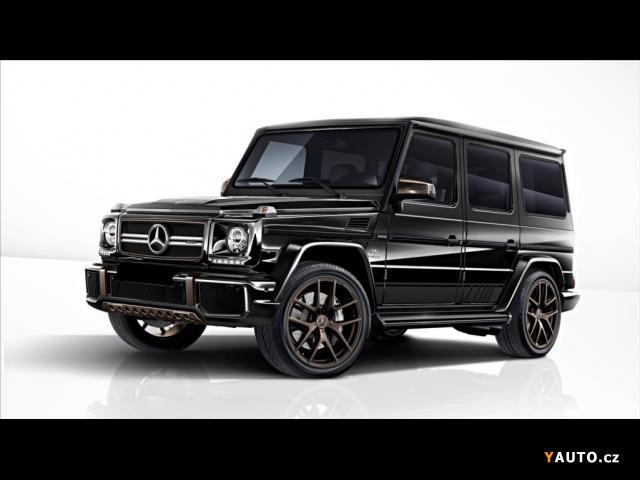 Prodám Mercedes-Benz Třídy G 6,0 G 65 Final Edition, Limited