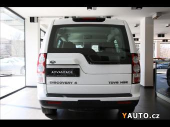 Prodám Land Rover Discovery 3,0 Discovery 4 TDV6 HSE, 7 mís