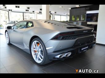 Prodám Lamborghini Huracán 5,2 Huracán LP 610-4, Branding