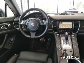 Prodám Porsche Panamera 4,8 Turbo, Sport Chrono Paket, B