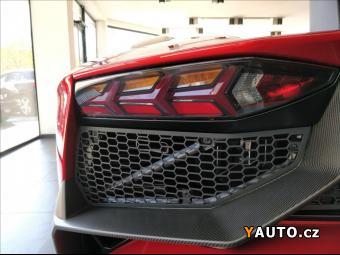 Prodám Lamborghini Aventador 6,5 LP 750-4 SV Roadster, 1 of