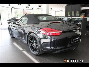 Prodám Porsche Boxster 2,7 Black Edition, PASM, PDLS, PC