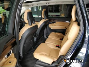 Prodám Volvo XC90 2,0 T6 Inscription, HUD, 360°, 7