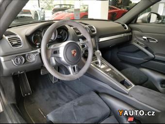Prodám Porsche Cayman 3,4 Cayman S, Akrapovič, ClubSpo