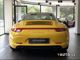 Prodám Porsche 911 3,8 Targa 4S, BOSE, PDCC, PDLS, PC