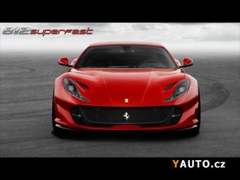 Prodám Ferrari 6,3 Ferrari 812 Superfast Dodá