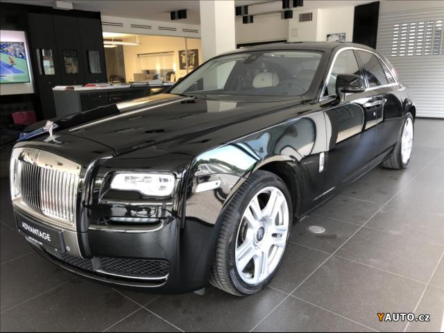 Prodám Rolls Royce Ghost 6,6 GHOST II SKLADEM