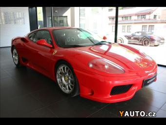 Prodám Ferrari F360 3,6 F 360 F1 Modena, TOP Stav, P