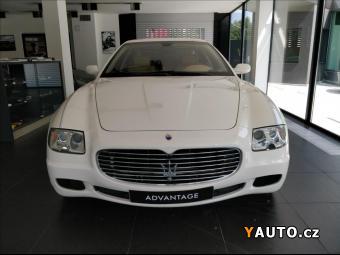 Prodám Maserati Quattroporte 4,2 Specialní barva, Vyhřívaná