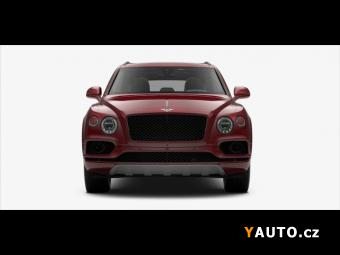 Prodám Bentley Bentayga 4,0 V8, BENTLEY DYNAMIC RIDE, BL