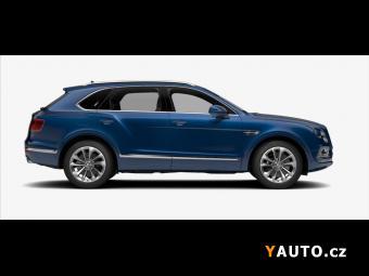 Prodám Bentley Bentayga 4,0 V8, City and Touring specif