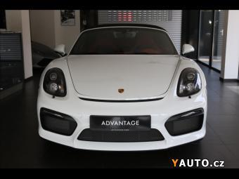 Prodám Porsche Boxster 3,8 Boxster Spyder, Limited Edi