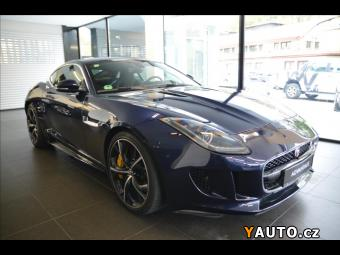Prodám Jaguar F-Type 5,0 Coupe R, Keramické brzdy, Te