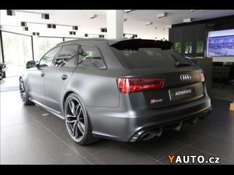 Prodám Audi RS6 4,0 RS 6 Avant 4.0 TFSI quattr