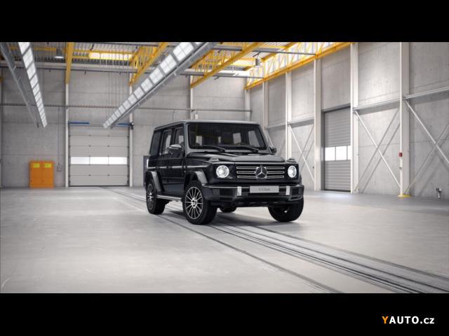 Prodám Mercedes-Benz Třídy G 4,0 G 500, Dodání 6 měsíců od k
