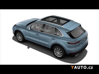 Prodám Porsche Cayenne 3,0 Tiptronic S, Metalická modr