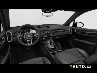 Prodám Porsche Cayenne 3,0 Tiptronic S, Metalická maha