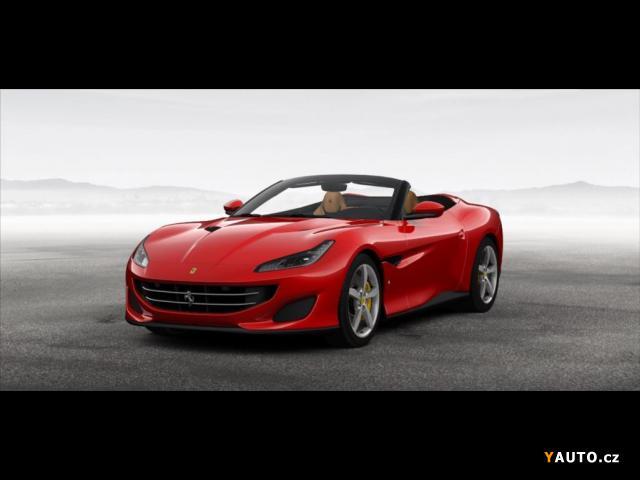 Prodám Ferrari 3,9 Ferrari Portofino, Rosso Co