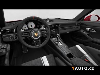 Prodám Porsche 911 4,0 GT3, PCCB, PDLS+, BOSE® Surro