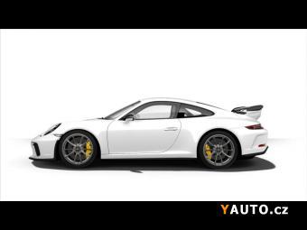 Prodám Porsche 911 4,0 911 GT3, PDLS+, PCCB, zvedání