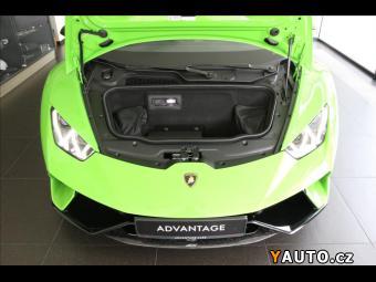 Prodám Lamborghini Huracán 5,2 Huracan Performante Verde