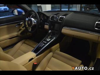 Prodám Porsche Boxster 3,4 PDLS+, Sport Design, BOSE, Vě
