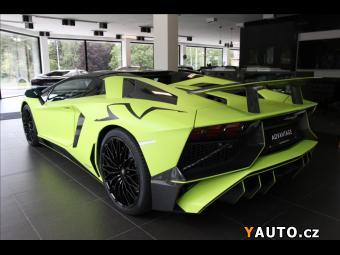 Prodám Lamborghini Aventador 6,5 Aventador SuperVeloce Road