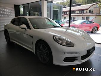 Prodám Porsche Panamera 3,0 Diesel, Sport Chrono Plus, K