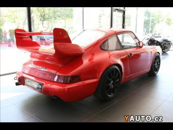 Prodám Porsche 911 3,6 964 RSR FIA Alpenpokal CUP