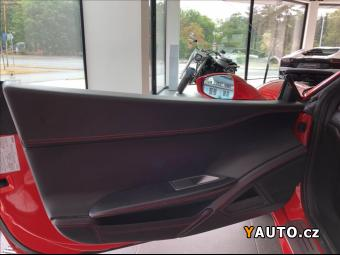 Prodám Ferrari 458 4,5 Spider, Karbon+LED, PDC SKL