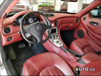 Prodám Maserati Coupe 4,3 Cambiocorsa, 1. majitel, prav