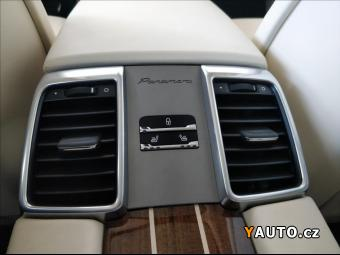 Prodám Porsche Panamera 4,8 4S, BOSE, Ventilovaná sedadl